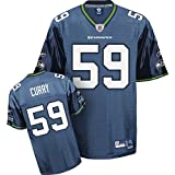 Reebok Seattle Seahawks Aaron Curry Premier Jersey Medium at Amazon.com