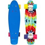 Penny Graphic Complete Skateboard, Tie Dye by Penny
