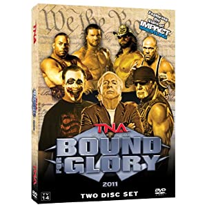 TNA Bound for Glory cover