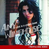 echange, troc Amy Winehouse - Love Is a Losing Game