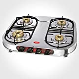 Greenchef Quadra Oval 4 Burner Gas Cooktop