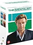 The Mentalist - Coffret L'intégrale Saison 1 a 4 (21 DVD) (langue Francais)