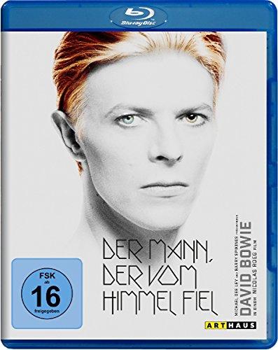 Der Mann, der vom Himmel fiel [Blu-ray]