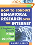 How to Conduct Behavioral Research ov...