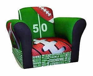 co Standard Rocker Kids Football 50 Yard Line from Newco Kids