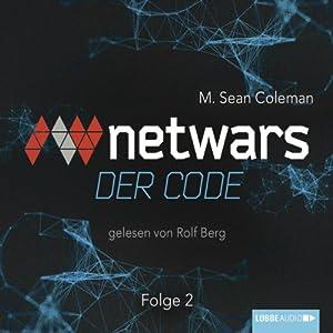 Netwars: Der Code 2 Hörbuch