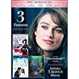 Six Film Epic Romances
