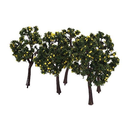 10pcs-12cm-modelo-de-arbol-tren-paisaje-arbol-de-modelo-arbol-con-frutas-amarillas