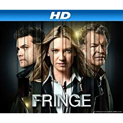 Fringe: The Complete Fourth Season [HD]