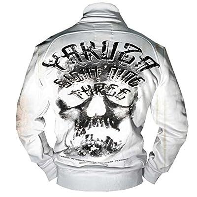 Yakuza ORIGINAL Zipper- ZB 648 weiß