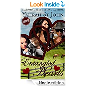 ENTANGLED HEARTS-VOLUME I (HARTS OF ARIZONA Book 1)