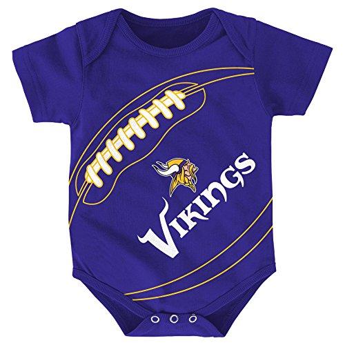 Minnesota Vikings Onesie, Vikings Onesie, Vikings Onesies ...