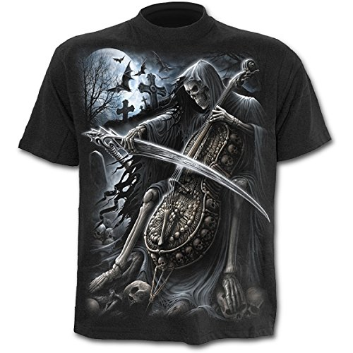 Spiral - Symphony Of Death (T-Shirt Uomo L)