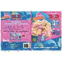 Barbie und das Geheimnis von Oceana: 3D Activity Buch