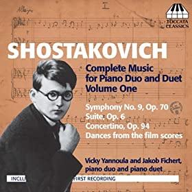 Suite in F-Sharp Minor, Op. 6: IV. Finale: Allegro