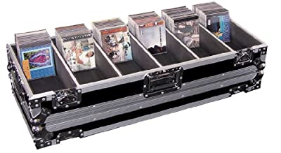 Odyssey FZCD480 Flight Zone Ata Cd Case: Holds 160 Cd Jewel Cases Or 480 Cd View Packs by Odyssey Innovative Designs