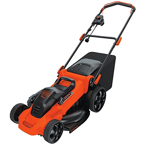 Black & Decker Electric Mower