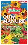 Hoffman 21045 Organic Cow Manure 1-1-1 Fertilizer, 20-Pound