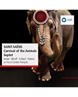 Saint-Saëns: Carnival of the Animals - Septet