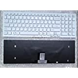 SONY Vaio LAPTOP 148793221 1-487-932-21 US KEYBOARD FOR VPC-EB SERIES WITH FRAME