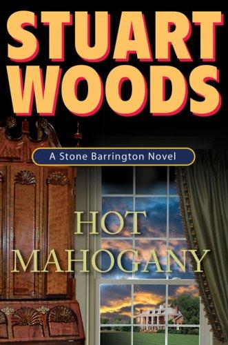 Image for Hot Mahogany (Stone Barrington)