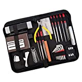 Baosity Portable 1 Set Guitars Bass Repair Maintenance Kits for Luthier Guitarist Tools