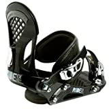 Ride EX Snowboard Bindings Black Size Large