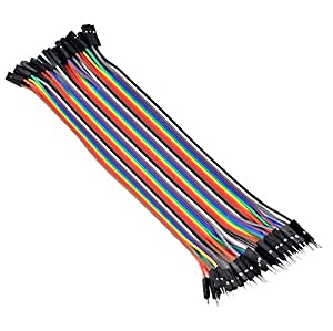 Male to Female DuPont Breadboard Jumper Wire Cable 51eio7UTQ1L._SX300_