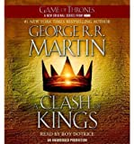 (A Clash of Kings) By Martin, George R. R. (Author) Compact Disc on 16-Aug-2011