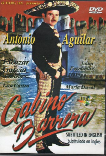 Cover art for  Gabino Barrera
