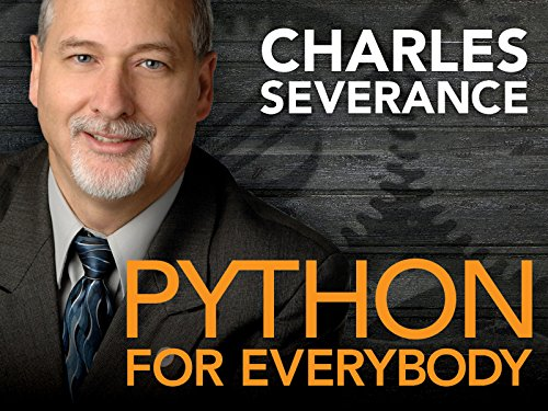 Python for Everybody on Amazon Prime Instant Video UK