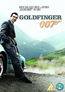 Goldfinger [DVD] [1964]