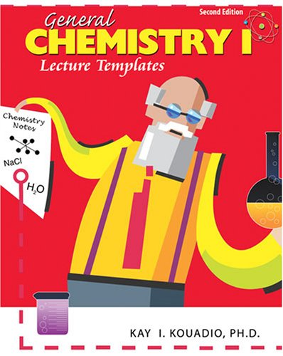 GENERAL CHEMISTRY I LECTURE TEMPLATES