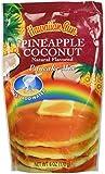 Hawaiian Pineapple Coconut Pancake Mix From Hawaii