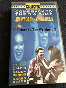 Come Back To The 5 And Dime Jimmy Dean, Jimmy Dean [1982] [VHS]