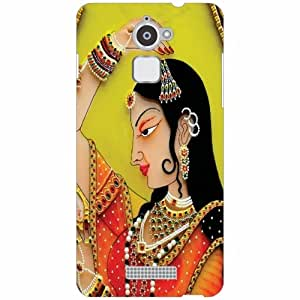 Back Cover For Coolpad Note 3 Lite (Printed Designer)
