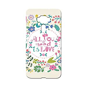 BLUEDIO Designer Printed Back case cover for Asus Zenfone 3 (ZE552KL) 5.5 Inch - G3264