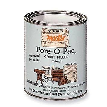 Wood Pore Filler Paste