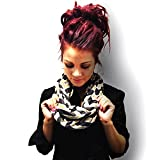 PREMIUM QUALITY! Infinity Nursing Scarf / Nursing Cover + FREE eBook! For the On-the Go Mom, Perfect Baby Shower Gift! Grab Yours Now!