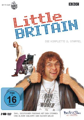 Little Britain - Die komplette 2. Staffel [2 DVDs]