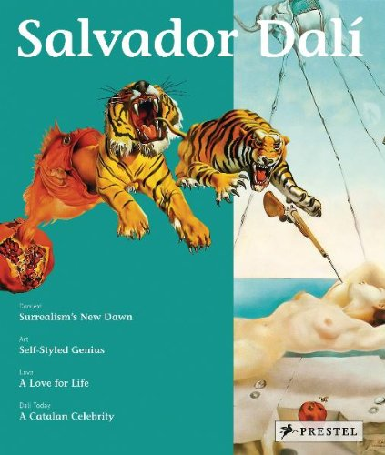 Salvador Dali (Living Art)