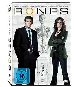Bones: Die Knochenjägerin - Season 1 (6 DVDs)