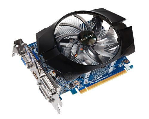 GIGABYTE グラフィックボード GeFOrce GTX650 PCI-E 1GB GV-N650OC-1GI