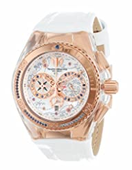 "TechnoMarine Women's 113008 ""Cruise Dream"" Rose Gold PVD-Coated Watch"