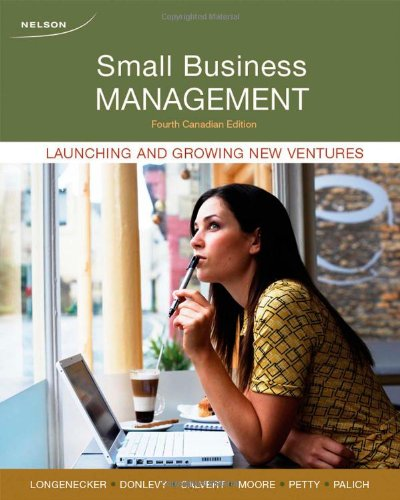 Small Business Management by Longenecker, Justin G.; Donlevy, Leo B.
