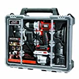 Black & Decker BDCDMT1206KITS Matrix 20-volt Max 6-Tool Combo Kit