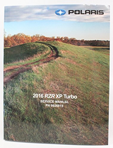 Polaris 2016 16 RZR XP 1000 1K Turbo Service Shop Manual 9926815 New OEM (Service Kit Xp 1000 compare prices)