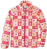 Columbia Big Girls  Benton Springs Printed Fleece Jacket