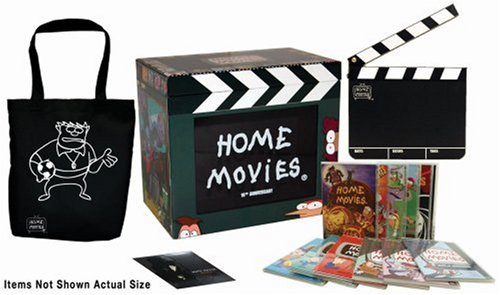 Home Movies 10th Anniversary Megaset [DVD] [Import]