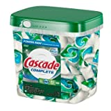 Cascade ActionPacs Dishwasher Detergent Fresh Scent 85 Count
